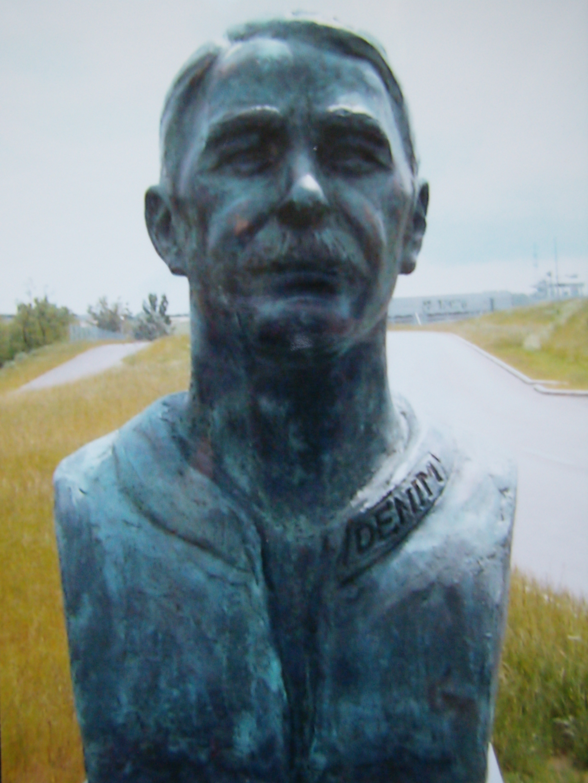 Nigel Mansell portré