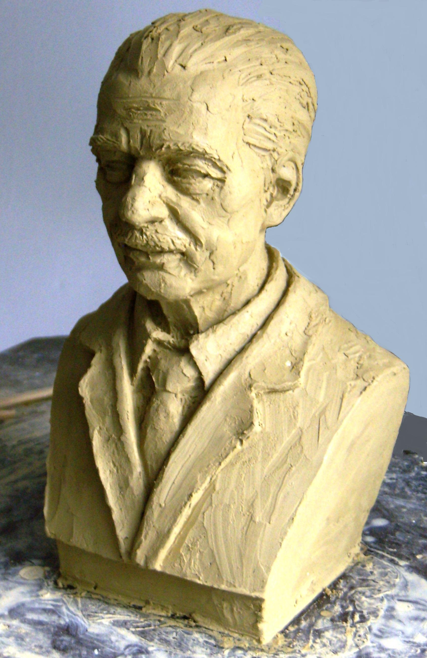 Béres József portré